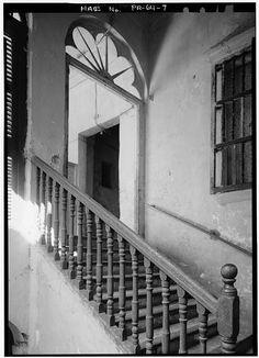 ☀ Home interior ~ San Juan, Puerto Rico 1933☀El año en que nacio mi papa. En la Perla.