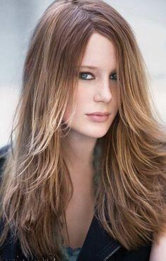 Стрижка на длинные прямые волосы - http://popricheskam.ru/87-strizhka-na-dlinnye-prjamye-volosy.html. #прически #стрижки #тренды2017 #мода #волосы