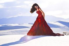Taking a trip back to the white sands of New Mexico