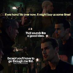 Protective Tobias is!