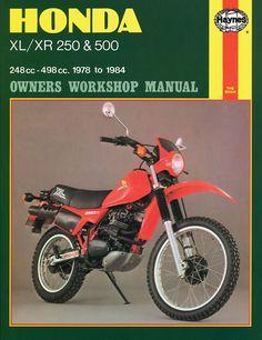 Honda XL 600 RD 1983 CC Taillight Complete