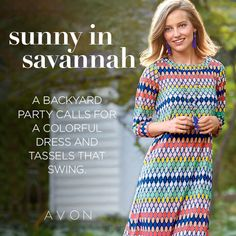 We are not just makeup and skincare. Check out our line of new Spring fashions!!   https://www.avon.com/?s=ShopTab&rep=rebeccacarlton&c=MB_Pinterest&utm_source=MB_Pinterest