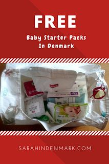 Find out where you can obtain free baby starter packs when you live in Denmark!