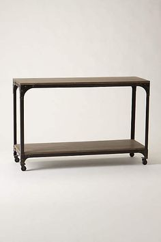Decker Console Table - Anthropologie. 368€