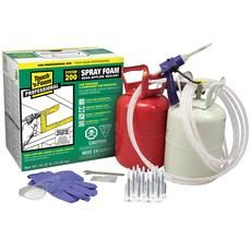 System 200 2-Component Spray Foam Kit Home Depot Canada