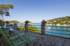 Lakka Bay View Studios & Apartment For more info & pictures visit http://paxossunandsea.com/lakka-bay-view/