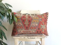 All my Kilim pillow covers are made with flat woven Vintage rugs of the highest quality. I personally make sure that each pillow is made with great care and attention to detail. These Beauties will bring an outstanding touch to your Decor! Kilim Pillows, Throw Pillows, Crochet Instructions, Colour Board, World Of Color, Vintage Rugs, Colorful Interiors, Cribs, Decorative Pillows