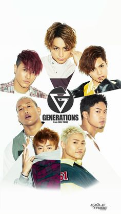 Generations from exile tribe 三代目j Soul Brothers, Funny Character, One Ok Rock, Japanese Boy, Make A Man, Police Chief, Mp3 Song, The Visitors, Boy Bands