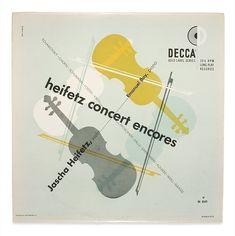 Erik Nitsche's Modernist Decca Album Covers - AnotherDesignBlog.