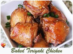 Tasty Hoisin Chicken marinade that you can grill or broil. A Chinese local style favorite. Get more Hawaiian food and local style recipes here. Huli Huli Chicken, Baked Teriyaki Chicken, Homemade Teriyaki Sauce, Grilled Chicken, Teriyaki Marinade, Teriyaki Burgers, Crispy Chicken, Asian Recipes, Hawaiian Recipes