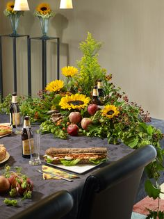 Summer Table Decoration made by Boerma Instituut for magazine Special…