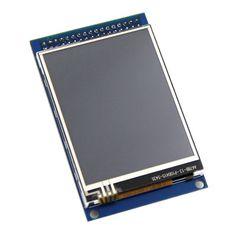 Darmowa Wysyłka 2.8 cal Ekran Dotykowy TFT LCD Moduł Wyświetlacza na arduino UNO R3 WYSOKIEJ JAKOŚCI