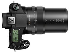 The Sony Cyber-shot is a high-end bridge camera with an range, constant aperture and a 20 Megapixel sensor that's larger than those in most compact cameras. Bridge Camera, Photo Lens, Aperture, Camera Lens, Binoculars, Cyber, Sony, Kit, Technology