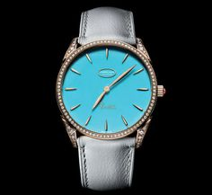 XMAS LIST PICK: Pomellato unveils first $21K watch collection with Parmigiani