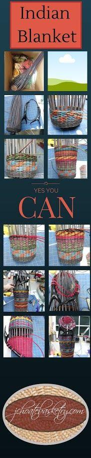 Indian Basket Weaving Kits : Images about crafts basket weaving on
