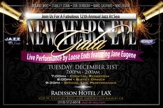 Jazz at Sea :: New Year's Eve :: December 31st