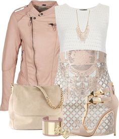 15 Baby Pink Polyvore Combinations - Fashion Diva Design
