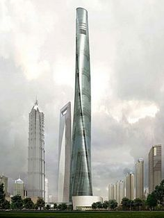 1. Shanghai Tower