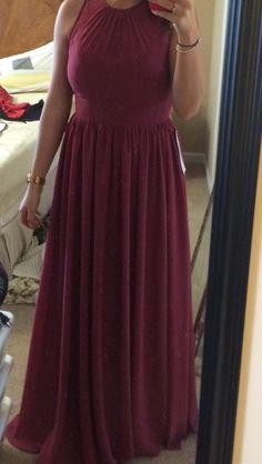 Azazie Jewel Bridesmaid Dress   Azazie
