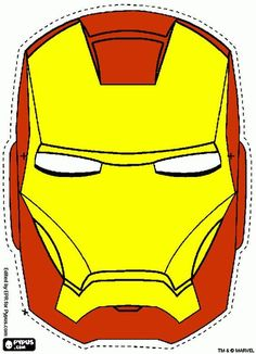 avengers coloring pages to print Avengers Birthday, Superhero Birthday Party, Coloring Pages To Print, Free Coloring Pages, Masque Iron Man, Avengers Party Decorations, Iron Man Party, Avengers Coloring Pages, Iron Man Birthday