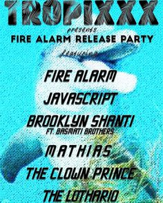 #NYC beat the heat & come celebrate @firealarmsound's self-titled release tonight at @knittingfactorybk. Doors at 11pm.  FREE with FB RSVP before midnight  http://ift.tt/29Sr8Pd #FeelUpRecords