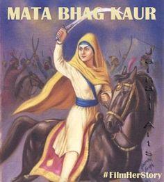 Badass of the Week: Mai Bhago Guru Nanak Photo, Guru Nanak Wallpaper, Warrior Queen, Woman Warrior, Animated Smiley Faces, Ancient Indian History, Shri Guru Granth Sahib, Warriors Wallpaper, Punjabi Culture