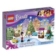 Amazon.com  LEGO Friends 41016 Advent Calendar  Toys  amp  Games Lego City 3d75436b78