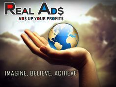 Start Viewing to know more about Real Ads.. !!!