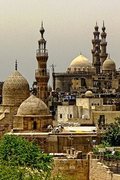 Egypt (I want to go see this in person!)