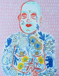 Art Fair Fridays – Camilla Perkins