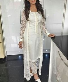 Buy best ethnic party wear long Anarkali Salwar suits / kameez dresses online shopping @ cash on delivery. Pakistani Outfits, Indian Outfits, Net Gowns Pakistani, Party Wear Indian Dresses, Eid Dresses, Indian Attire, Indian Wear, Indian Suits Punjabi, Stylish Dresses