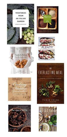 Food/Cookbooks to Read