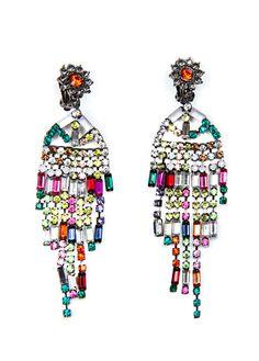 TOUCH - Chandelier earring
