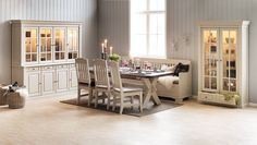 Nygård spisegruppe Spisesofa Dining Table, Dream Kitchens, Furniture, Google, Design, Home Decor, Dining Room Table, Decoration Home, Room Decor