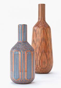 Коллекция ваз Amalgamated от Studio Markunpoika