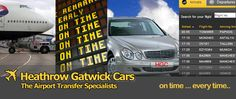 Heathrow Gatwick Cars | Heathrow Taxi | Gatwick Airport Transfers