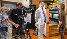 BBC TV series Antiques Road Trip, made by STV Productions, visited Penrith and Eden Museum this week, to interview Museum Curator Corinna Leenen about William Jameson (1837-1888), Penrith's famous Cumberland and Westmorland wrestling champion.