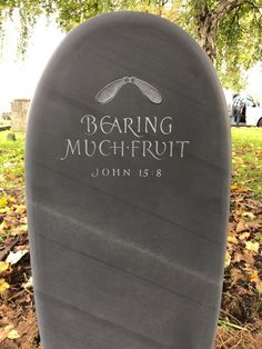 Headstones for graves: Biblical epitaph . Less is often more- this short epitaph says so much. Setting Up A Charity, Agapanthus Plant, Grave Headstones, Beautiful Lettering, Memorial Stones, Name Calling, Oak Leaves, How To Raise Money, Constellations