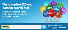 123 Reg .co.uk Domain Names 10% off Voucher Code