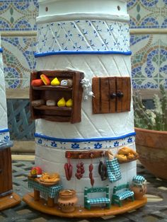 tejas decoradas cocinas - Buscar con Google