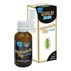 Spaanse Vlieg voor mannen bestellen - Gold strong 30 ml - Deze lustopwekker moet je echt eens proberen!
