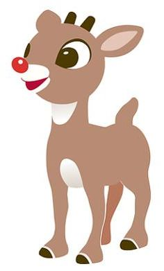 The True Story Of Rudolph The Red Nosed Reindeer - A man named Robert L. May, depressed and broken hearted, stared out. Rudolph Red Nosed Reindeer, Rudolph Christmas, Rudolph The Red, Felt Christmas, Vintage Christmas, Christmas Tables, Nordic Christmas, Christmas Door, Modern Christmas
