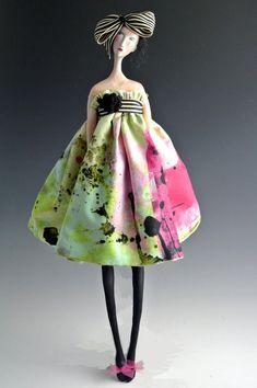 Dolls by Cindee Moyer / Волшебные куклы Cindee Moyer - Ярмарка Мастеров - ручная работа, handmade