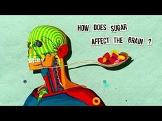 How sugar affects the brain - Nicole Avena #taylormadefitnesssd