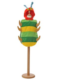 Caterpillar Hooded Tabard by Pretend To Bee