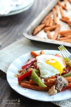 Sweet Potato Hash - Happy Food, Healthy Life