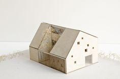 reiulf ramstad architects - villa arildsvei - oslo, norway - 2012 | conceptMODel # / #architecture #design #model #house