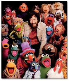 The Muppet Show ~ The genius behind these sweet little guys, Jim Henson