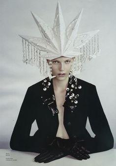 starburst headdress