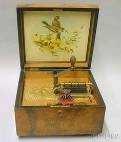 Kalliope Music box
